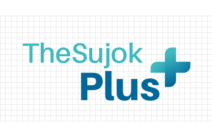 The Sujok Plus Logo